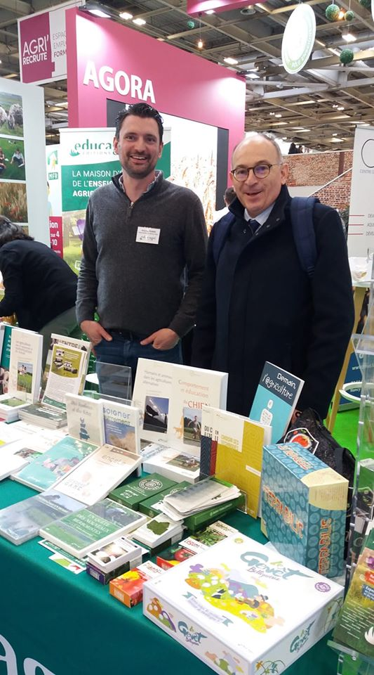 M. Roche-Bruyn, directeur général d'AgroSup Dijon