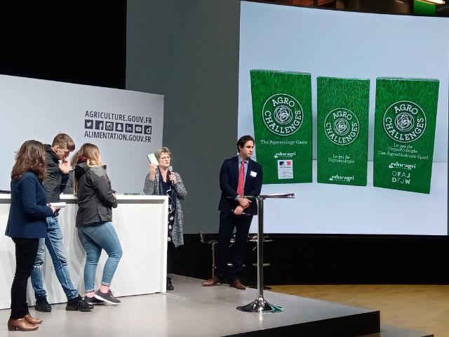 présentation d'Agro Challenges