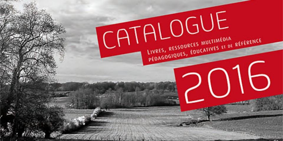 Educagri éditions : catalogue 2016
