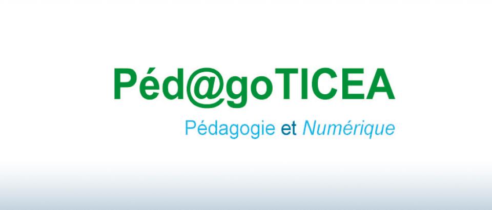 Péd@goTICEA : pédagogie et numérique dans l'enseignement agricole