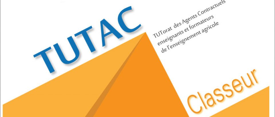 TUTAC : faciliter l'insertion des enseignants et formateurs