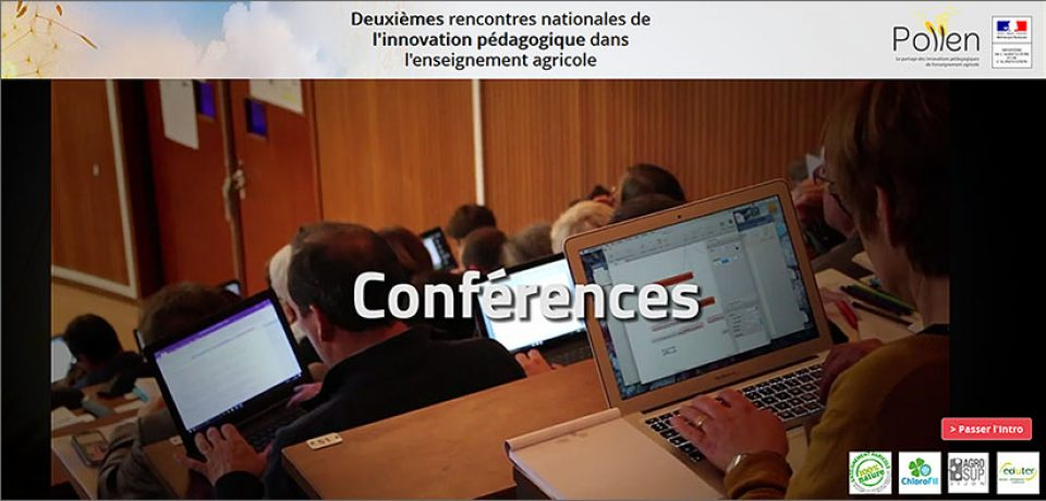 Rencontres nationales de l'innovation : le web-documentaire