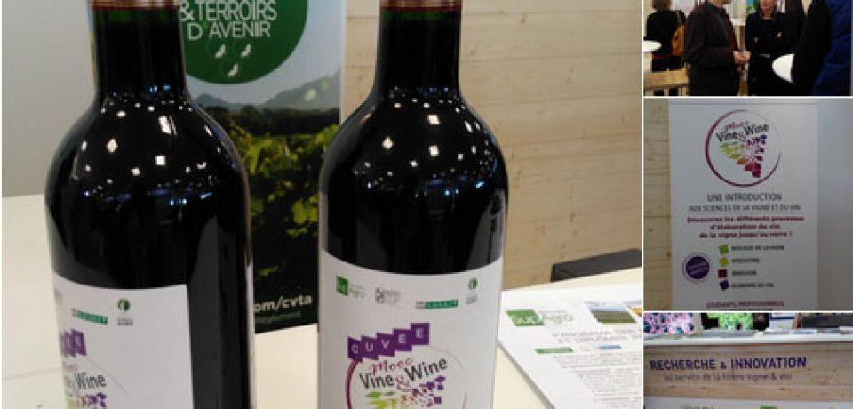 Lancement du Mooc Vine&Wine