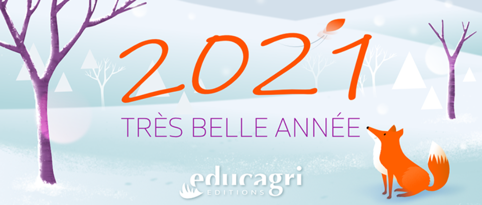 Très belle année 2021 !