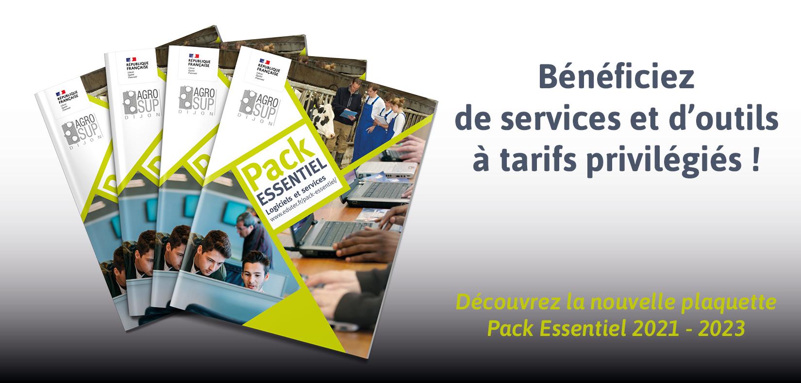 Pack Essentiel 2021 – 2023