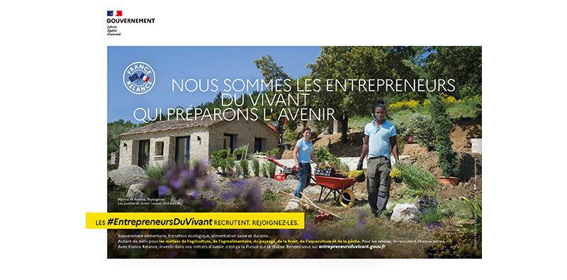 #LesEntrepreneursDuVivant recrutent. Rejoignez-les.